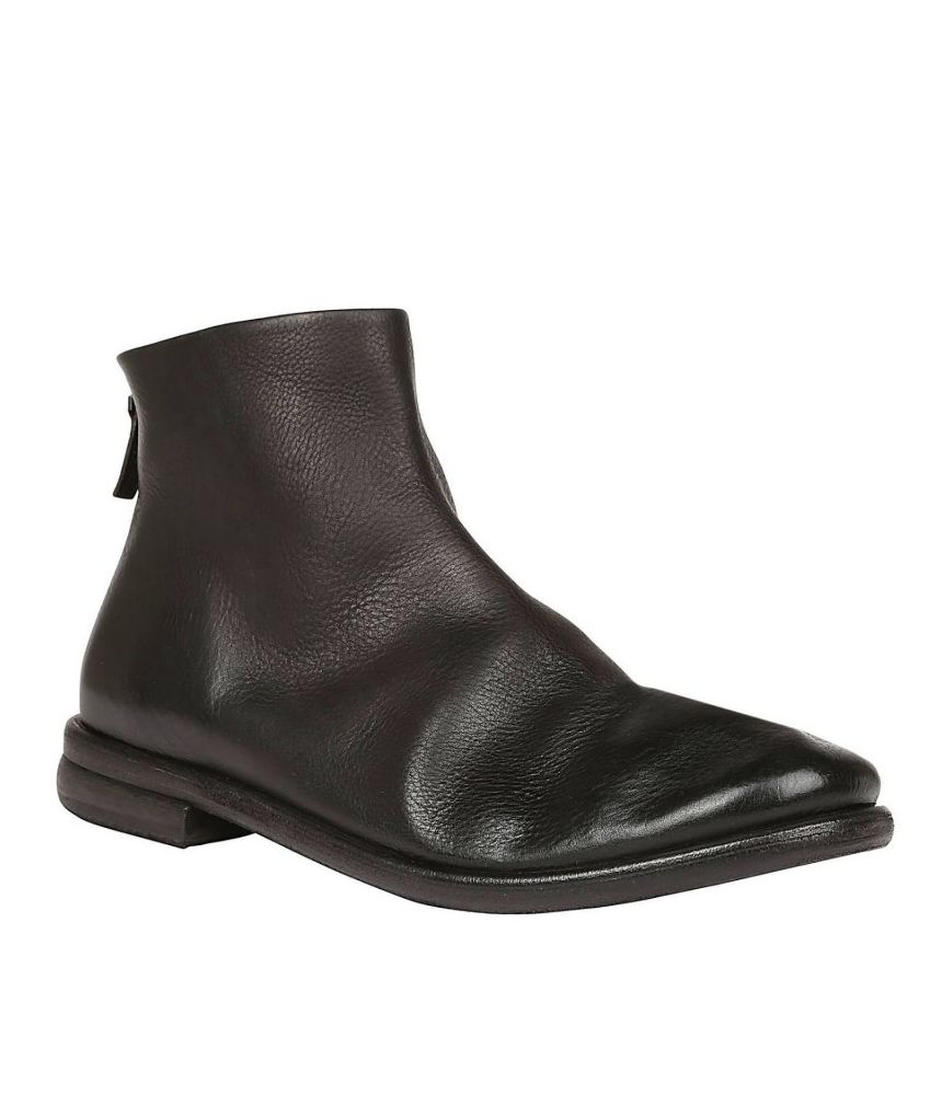 Marsell, Cow-hide Leather, Ankle Boots
