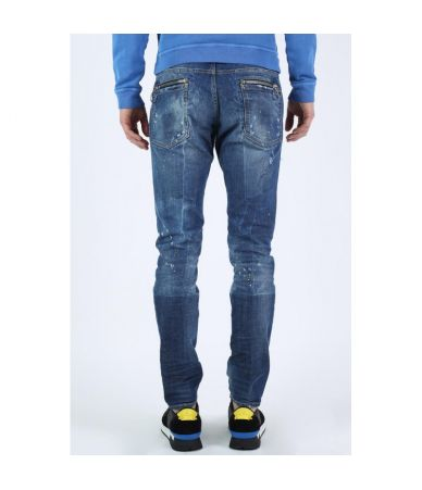 Dsquared2 Cool Guy Jeans, Patched, Destroyed