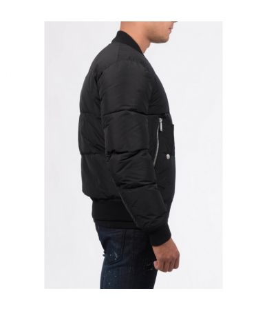 Dsquared2 Bomber Jacket, Padded, Polyester