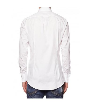 Dsquared2 Classic Shirt, Formal, With Brooche