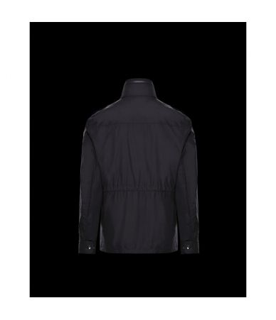 Moncler Cristian, Field Jacket, Rainwear fabric
