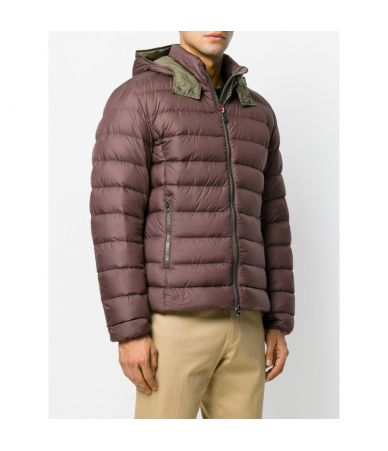 Colmar Hooded, Padded Winter Jacket, Colmar 257 BRICK-OIL, 1250R8QL