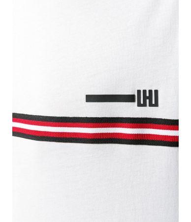 Tricou Les Hommes Urban, Stripe Detail, URG800PUG823B