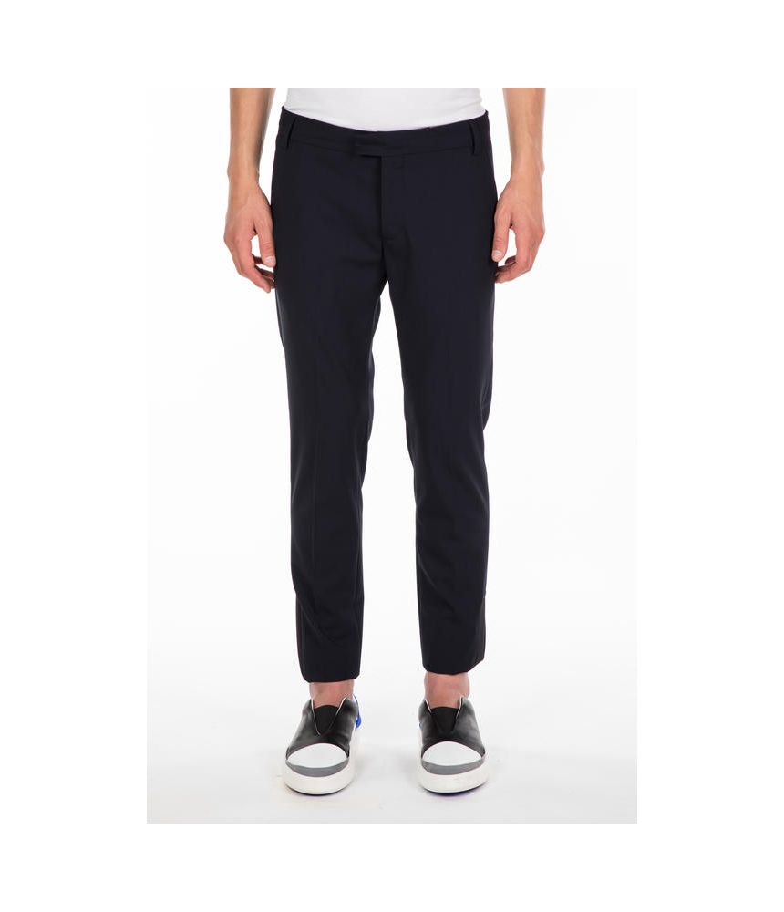 Les Hommes, Classic pants, With Tape On Hems, LHG404LG4067900
