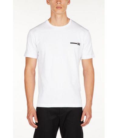 Les Hommes Urban T-Shirt, Logo Print, URG800PUG823C1009