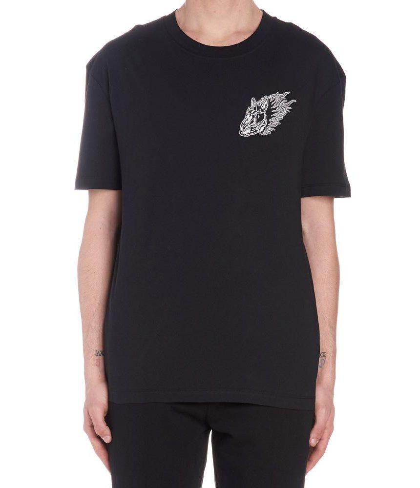 Alexander McQueen, McQ T-Shirt, Bunny Flame Print, 291571RMT59