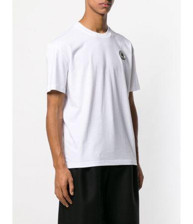 Tricou barbat, Alexander McQueen McQ, McQ Print, alb, 291571RMT86