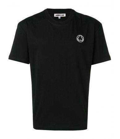 Alexander McQueen, McQ T-Shirt, McQ Logo Print, black, 291571RMT86