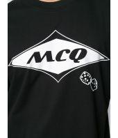 Tricou barbat, Alexander McQueen McQ, Diamond Print, 291571RMT83
