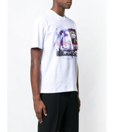 Alexander McQueen, McQ T-Shirt, Elvis Presley Patch, 291571RMT80