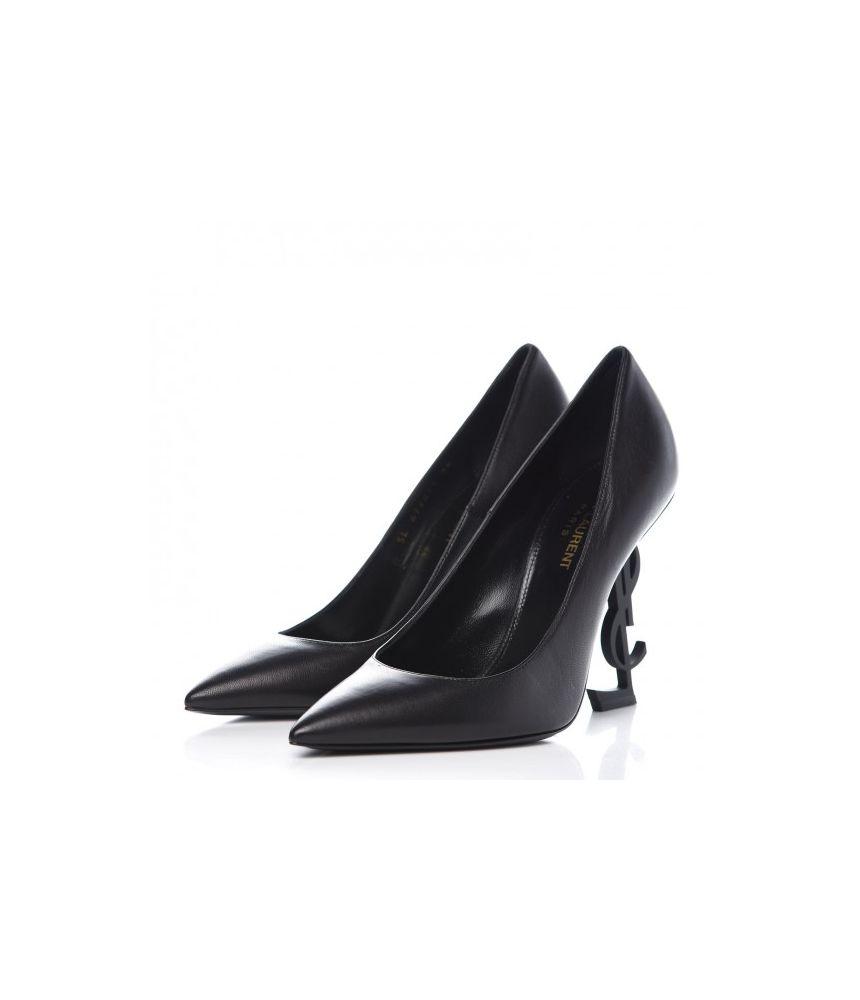 Pantofi cu toc, Saint Laurent Opyum 110, SL472011