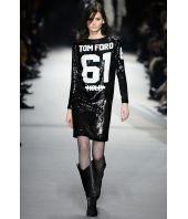 Rochie sequin, Tom Ford 61 Molly Sequin, AC460