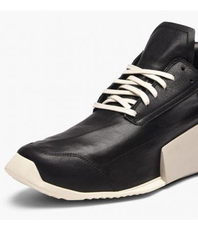 Pantofi sport, Adidas x Rick Owens, Level Runner Low, S81141