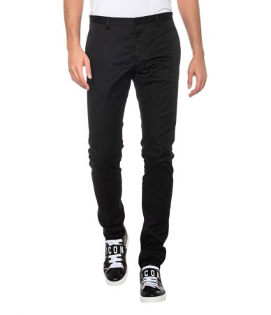 Pantaloni casual, Dsquared2 Classic Chino, SS19, S74KB0266 S39021