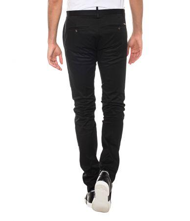 Pantaloni casual, Dsquared2 Classic Chino, SS19, S74KB0266 S39021
