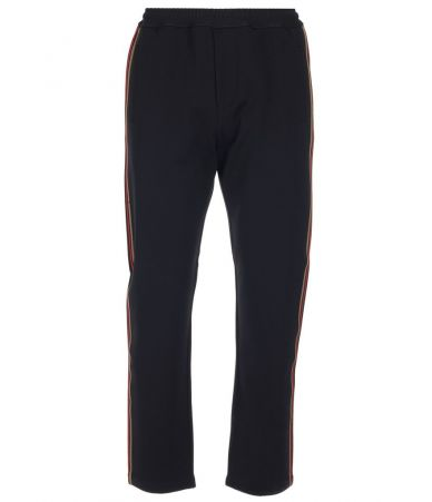 Fendi Print, Side Logo, Track Leisure Pants, FB0496A6TH