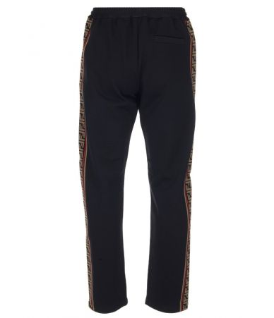 Pantaloni casual, Fendi Print, Side Logo, FB0496A6TH