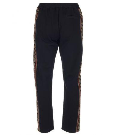 Fendi Print, Side Logo, Track Leisure Pants, FB0496A6TH
