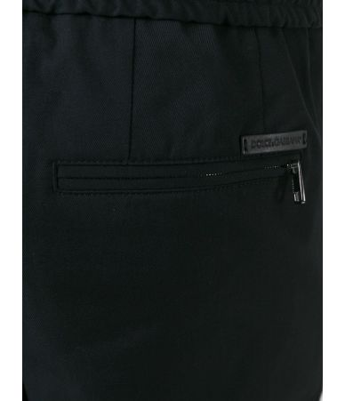Pantaloni casual, Dolce and Gabbana, Slim Fit, G6OZET FUCDI