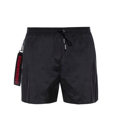 Dsquared2 Swim Shorts, Spring Summer 2019, with charm, D7B8B2480200