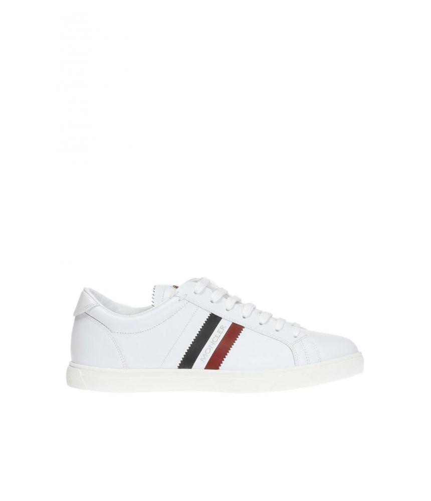 Moncler La Monaco Sneakers, Striped Side, D109A1017400