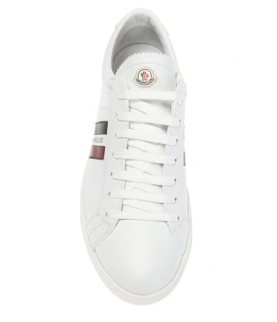 Moncler La Monaco Sneakers, Striped Side, D109A1017400