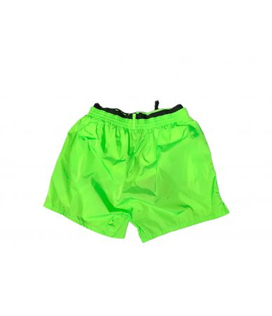 Sort de baie, Dsquared2, Acid Green, SS19, d7b6g2460860, d7b6g2460.860