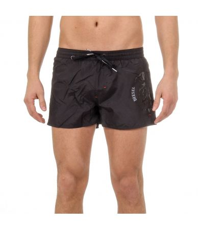 Diesel Swim Shorts, Coralrif Mohawk, 00cems-00sxu-900
