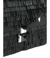 Fendi Kan I Fringe, mini shoulder bag, 8M03813OZ