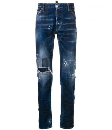 Blugi barbat, Dsquared2 Cool Guy, Dark Patch, S74LB0435 S30342