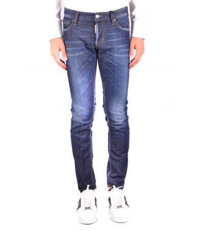 Dsquared2, Slim Fit Jeans, FW 18-19, S74LB0405 S30330