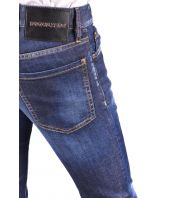 Dsquared2, Slim Fit Jeans, FW 18-19, S74LB0405 S30330