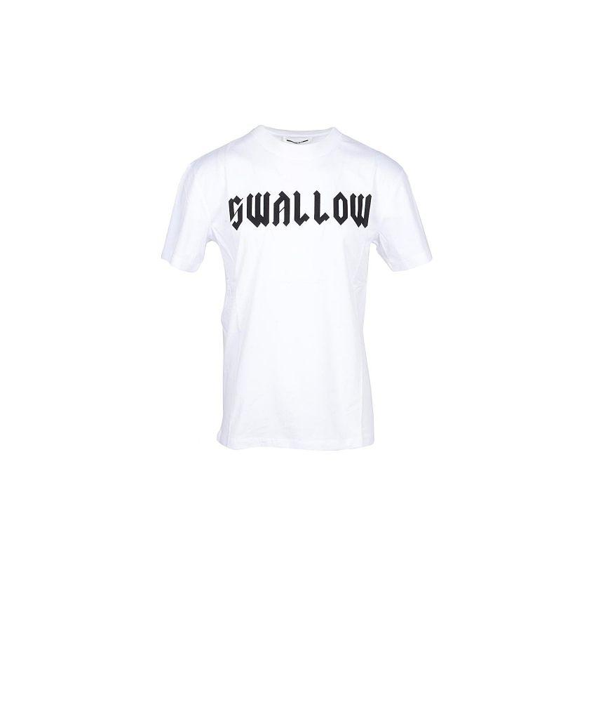 Alexander McQueen, McQ T-Shirt, Swallow Print