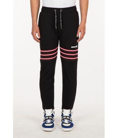 Pantaloni casual, Les Hommes Urban, Tape Patch, URG880PUG864B9105