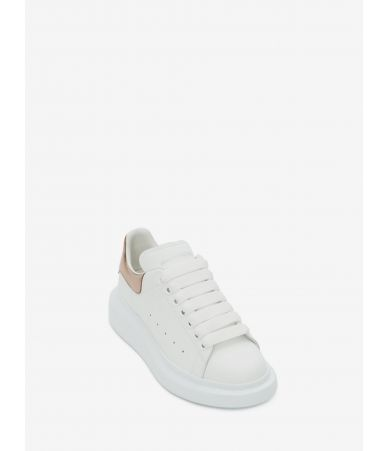 Pantofi sport, Alexander McQueen, Oversized Sneaker Gold,  553770WHFBU9053