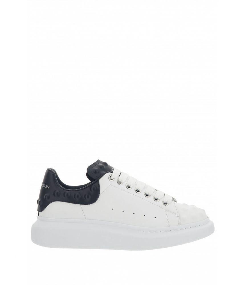 Pantofi sport, Alexander McQueen, Oversized Sneaker Studded, 3561121WHGP59061