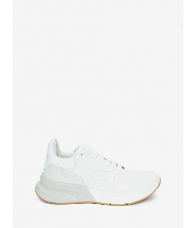 Alexander McQueen, Oversized Runner Sneaker, 535971WHT979026