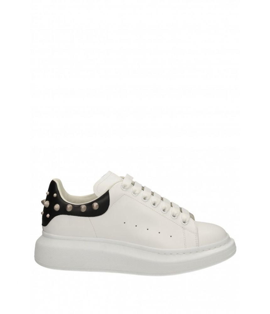 f919241882c64 Alexander McQueen, Oversized Studded Sneaker, 3553892WHGP59061 Color ...