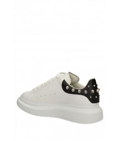 Alexander McQueen, Oversized Studded Sneaker, 3553892WHGP59061