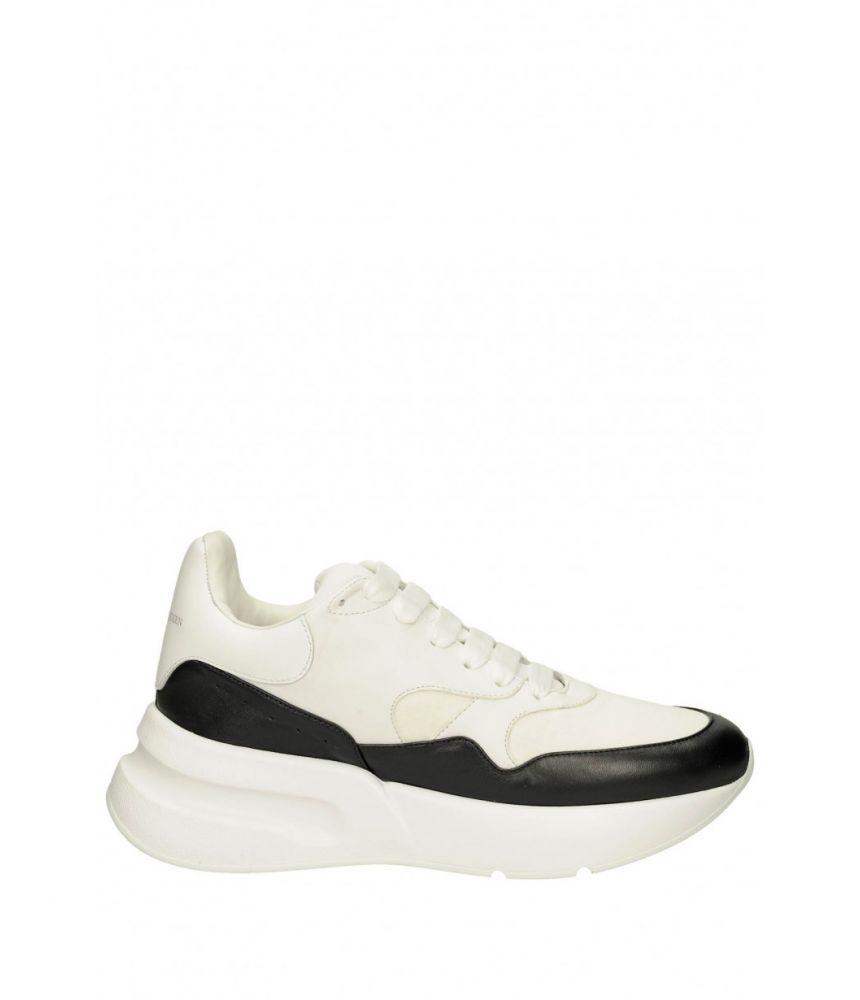 Pantofi sport, Alexander McQueen, Oversized Runner, 3535531WHT999034