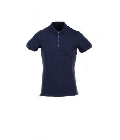 Diesel Polo T-shirt, D Print, 4 buttons