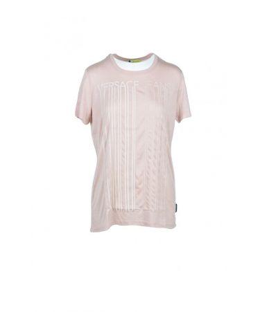 Tricou dama, Versace Jeans Print, Modal