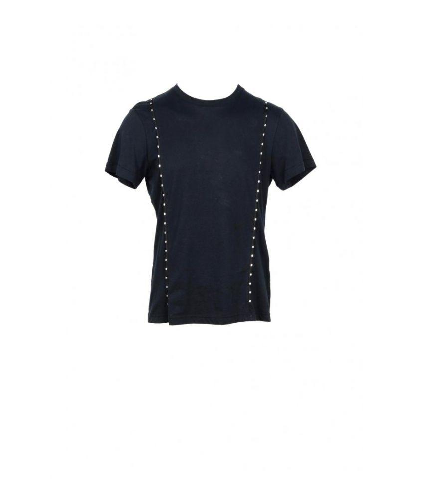 Tricou Versace Jeans, Striped, guler rotund