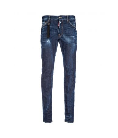 Dsquared2, Cool Guy Jeans, Embossed Charm, S74LB0504 S30342
