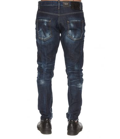 Blugi barbat, Dsquared2, Classic Kenny Twist, S74LB0506 S30342
