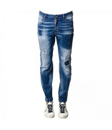 Dsquared2 Jeans, Cool Guy Jeans, Patched, S74LB0321 S30342