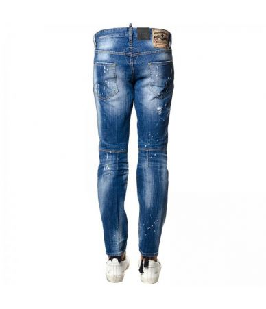 Blugi barbat, Dsquared2, Cool Guy Jeans, S74LB0321 S30342