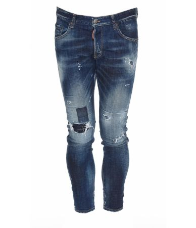 Dsquared2, Skater Slim fit Jeans, S74LB0436 S30342