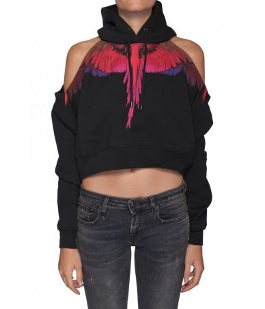 Hanorac dama, Marcelo Burlon, Wings Print, 1BB020E185