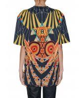 Tricou dama, Givenchy, Eye Over Print, Oversized, 116I7705495960